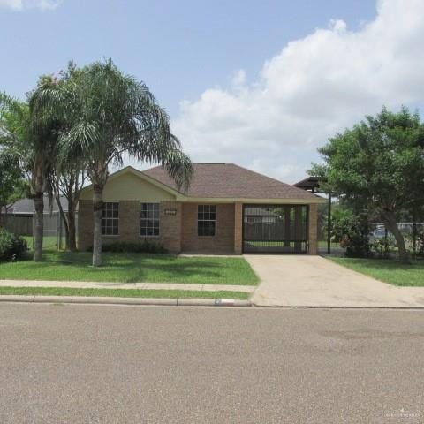 3800 W Manzanillo Drive, Weslaco, TX 78596 (MLS #318810) :: The Ryan & Brian Real Estate Team