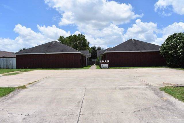 706 Tumbleweed Drive, Harlingen, TX 78550 (MLS #318820) :: The Ryan & Brian Real Estate Team