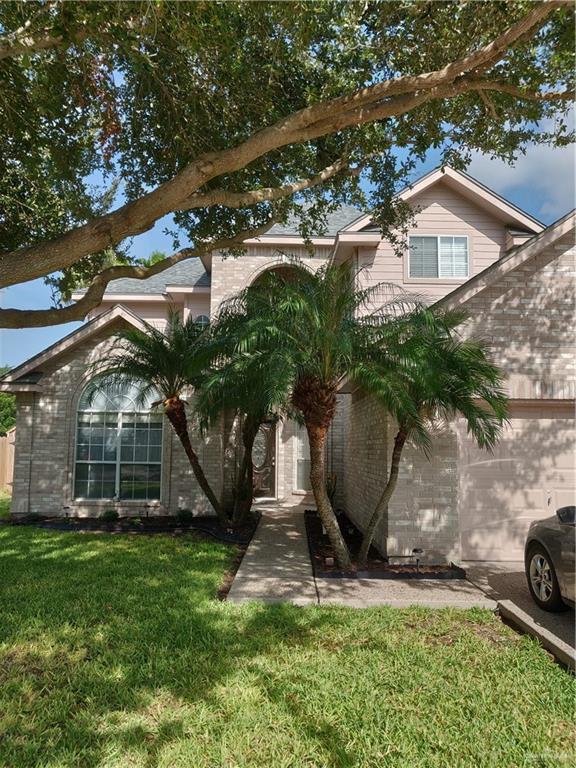 3105 Viola Drive, Mission, TX 78574 (MLS #318953) :: The Lucas Sanchez Real Estate Team