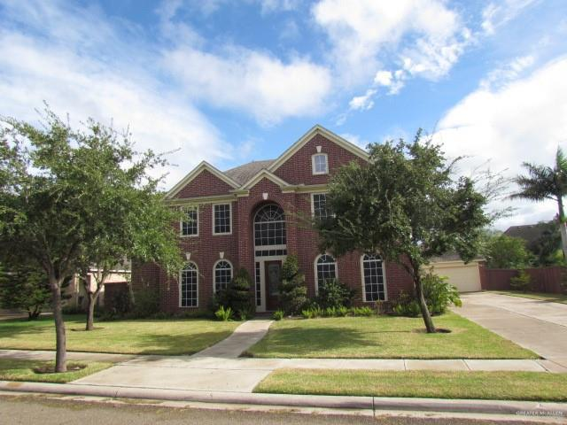 2703 San Carlos Court, Mission, TX 78572 (MLS #319004) :: The Maggie Harris Team