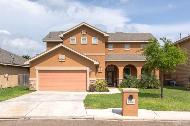 1803 Battista Street, Edinburg, TX 78542 (MLS #319109) :: HSRGV Group