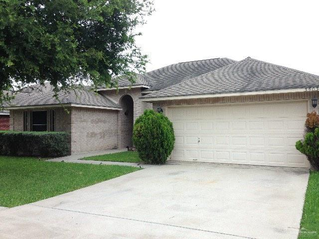 3503 San Benito Street, Mission, TX 78572 (MLS #319273) :: The Ryan & Brian Real Estate Team