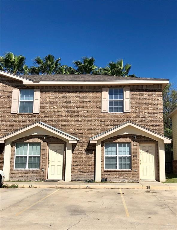 804 N Taylor Road #29, Mission, TX 78572 (MLS #319505) :: The Ryan & Brian Real Estate Team