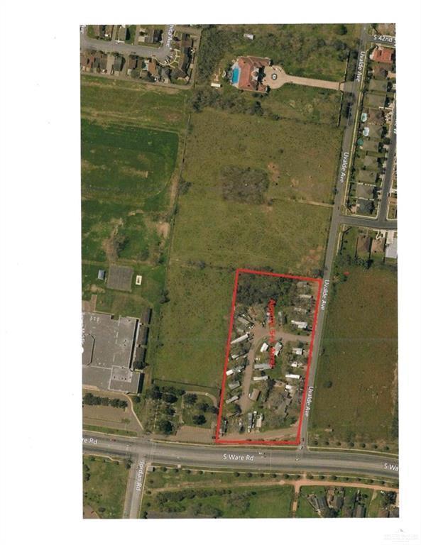 3701 W Uvalde Avenue, Mcallen, TX 78503 (MLS #319594) :: The Ryan & Brian Real Estate Team