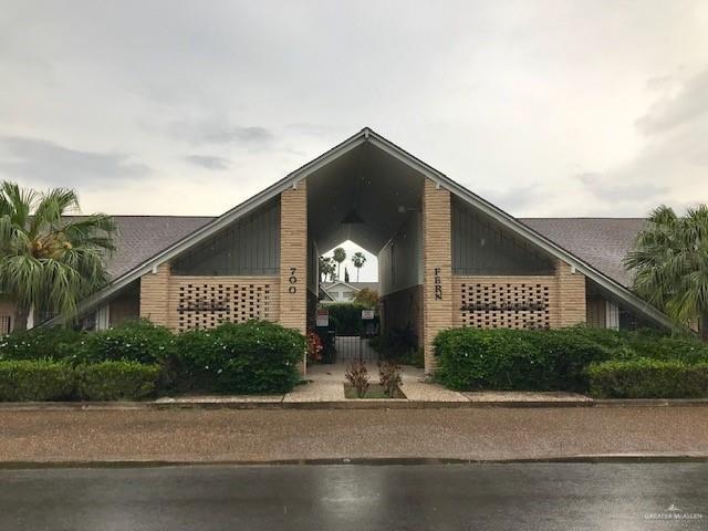 700 W Fern Avenue W #7, Mcallen, TX 78501 (MLS #319705) :: eReal Estate Depot