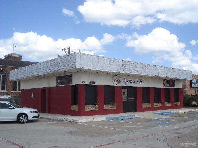 601 S Texas Boulevard, Weslaco, TX 78596 (MLS #319737) :: Realty Executives Rio Grande Valley