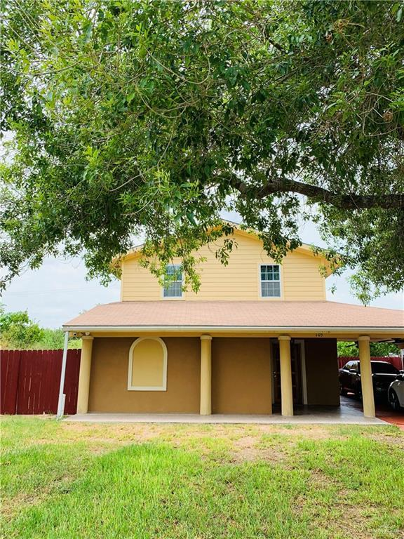 105 W 6th Street, Los Fresnos, TX 78566 (MLS #319809) :: The Ryan & Brian Real Estate Team