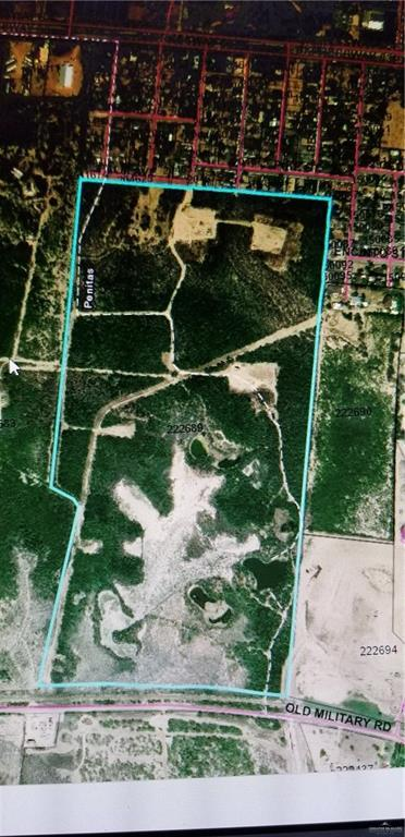 0 Military Highway, Penitas, TX 78576 (MLS #319972) :: The Lucas Sanchez Real Estate Team