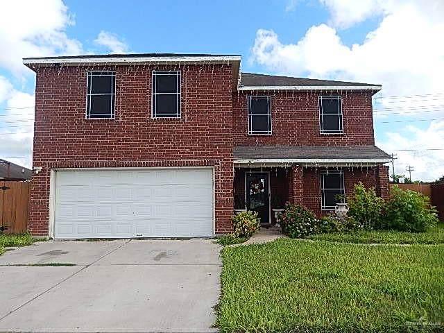 1723 W Washington Street, Weslaco, TX 78596 (MLS #321022) :: The Ryan & Brian Real Estate Team