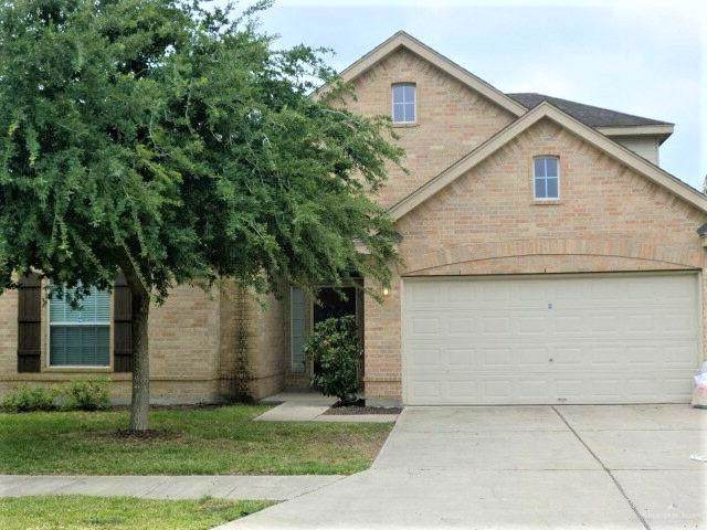 3400 San Sebastian Street, Mission, TX 78572 (MLS #321080) :: The Ryan & Brian Real Estate Team