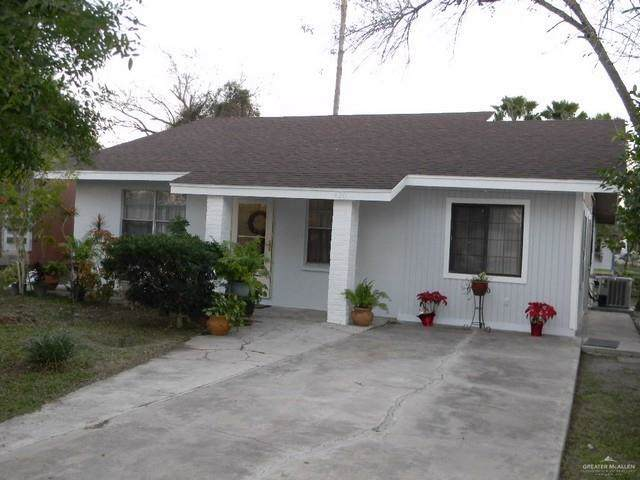 420 E Datil Street, Hidalgo, TX 78557 (MLS #321116) :: eReal Estate Depot