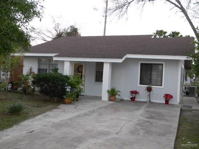 420 E Datil Street, Hidalgo, TX 78557 (MLS #321116) :: The Lucas Sanchez Real Estate Team