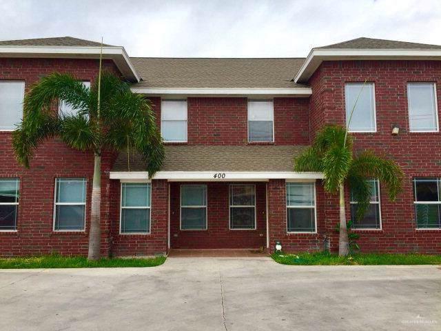 400 S 49th Street #3, Mcallen, TX 78501 (MLS #321156) :: Rebecca Vallejo Real Estate Group