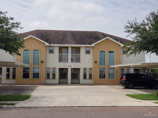 1503 W Kiwi Avenue W, Pharr, TX 78577 (MLS #321205) :: eReal Estate Depot
