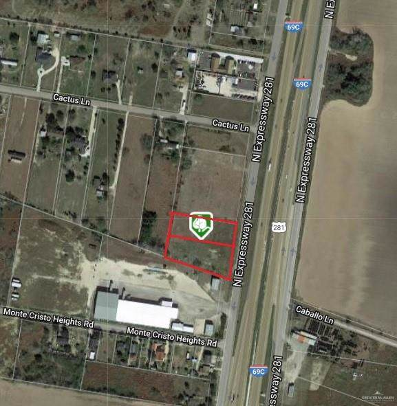 00 N Us Highway 281 Highway N, Edinburg, TX 78542 (MLS #322395) :: BIG Realty