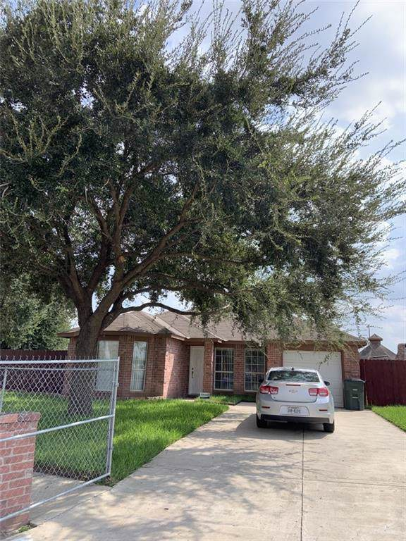 1805 Gladiola Drive, Mission, TX 78572 (MLS #322437) :: Rebecca Vallejo Real Estate Group