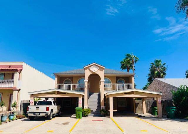 108 E Campeche Street 4B, South Padre Island, TX 78597 (MLS #322542) :: Jinks Realty
