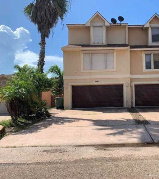 117 E Mars Lane B, South Padre Island, TX 78597 (MLS #322613) :: Jinks Realty