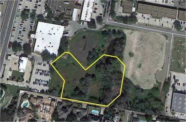 0 E Toronto Avenue, Mcallen, TX 78503 (MLS #322633) :: The Ryan & Brian Real Estate Team