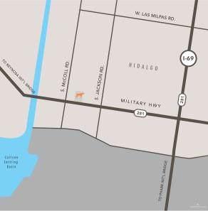3109 E Us Highway 281 Highway, Hidalgo, TX 78557 (MLS #322644) :: The Ryan & Brian Real Estate Team
