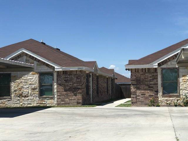 3011 Linda Vista Street, Edinburg, TX 78542 (MLS #322680) :: The Lucas Sanchez Real Estate Team