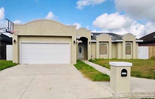1605 Santa Fe Street, Alton, TX 78573 (MLS #322797) :: The Ryan & Brian Real Estate Team