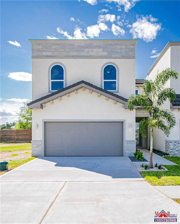 3431 May Street, Mission, TX 78573 (MLS #322917) :: The Ryan & Brian Real Estate Team