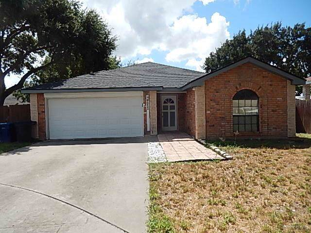 3809 Mynah Avenue, Mcallen, TX 78504 (MLS #323062) :: The Ryan & Brian Real Estate Team