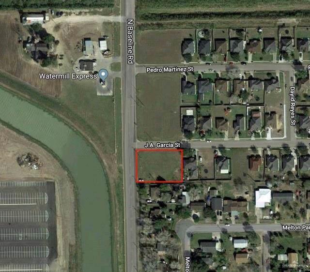 4401 J A Garcia Street, Mercedes, TX 78570 (MLS #323082) :: The Ryan & Brian Real Estate Team