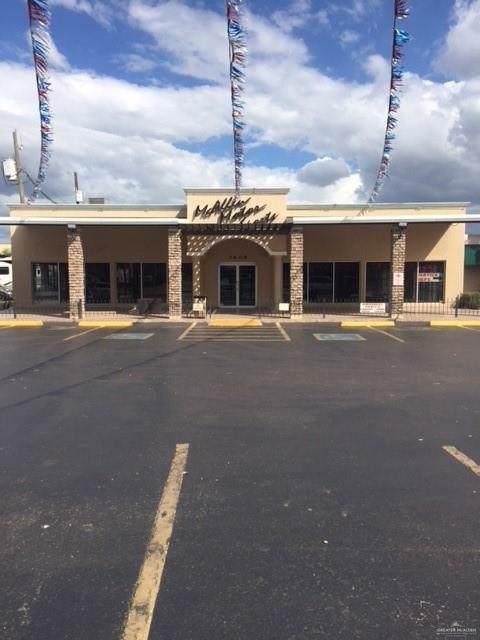 3608 N Mccoll Road, Mcallen, TX 78501 (MLS #323117) :: The Ryan & Brian Real Estate Team
