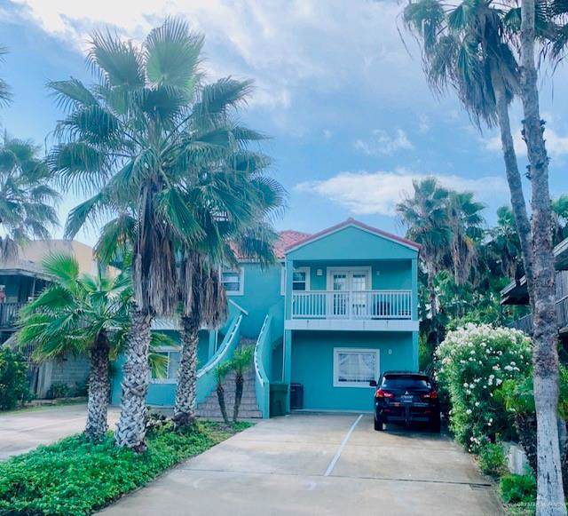 111 E Marlin Street Tropical Breeze, South Padre Island, TX 78597 (MLS #323187) :: Jinks Realty