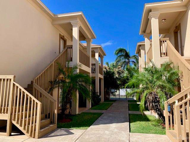 120 E Campeche Street #1, South Padre Island, TX 78597 (MLS #323346) :: The Ryan & Brian Real Estate Team