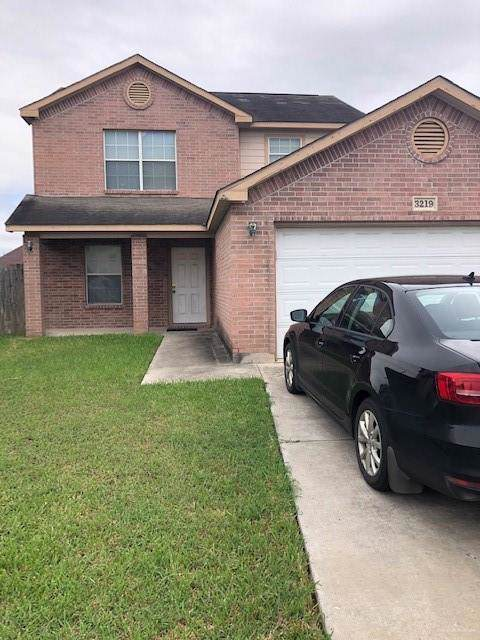 3219 Grotto Drive, Brownsville, TX 78526 (MLS #323494) :: Jinks Realty