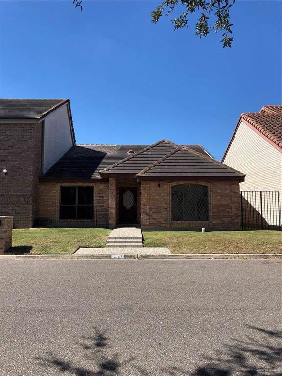 1112 Rio Balsas, Mission, TX 78572 (MLS #323505) :: The Ryan & Brian Real Estate Team
