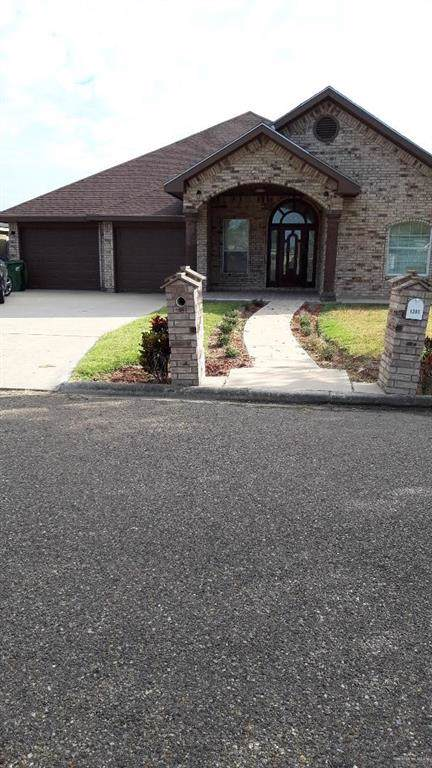1201 Analisa Avenue, Alamo, TX 78516 (MLS #323599) :: The Ryan & Brian Real Estate Team
