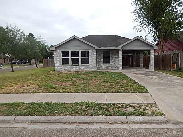 3801 Mac Drive, Weslaco, TX 78596 (MLS #323622) :: The Lucas Sanchez Real Estate Team