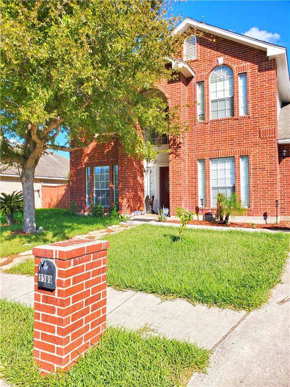 3305 Santa Fe Street, Mission, TX 78572 (MLS #323644) :: The Ryan & Brian Real Estate Team