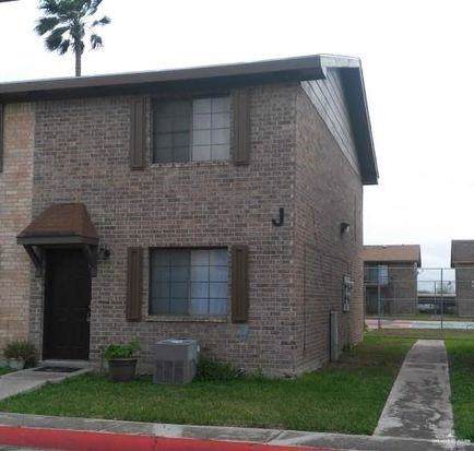 2201 S Jackson Road 8J, Pharr, TX 78577 (MLS #323679) :: The Maggie Harris Team