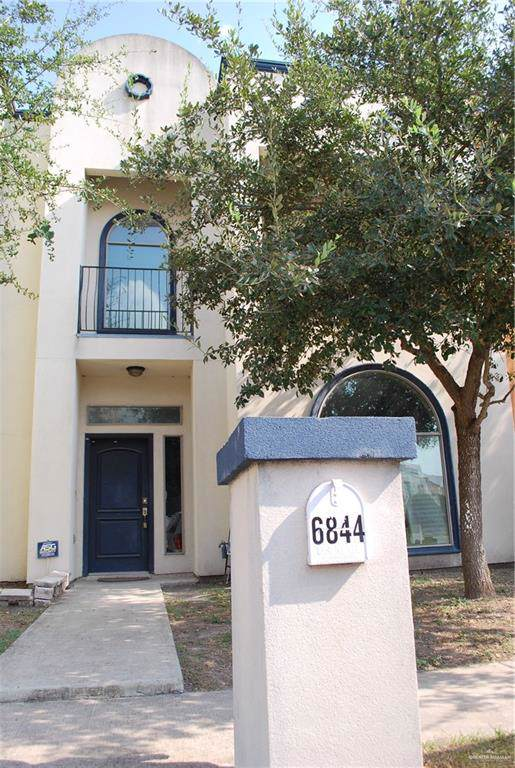 6844 N 4th Street, Mcallen, TX 78504 (MLS #323836) :: Realty Executives Rio Grande Valley