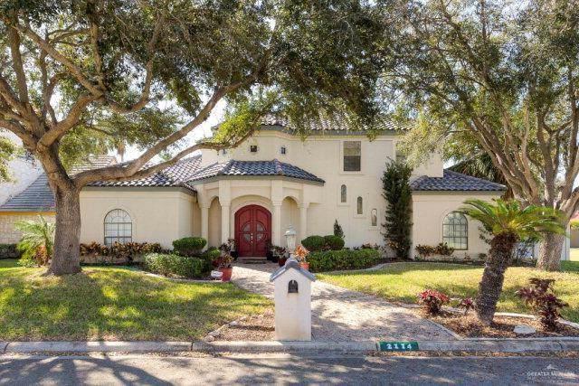 2114 Pecos Street, Mission, TX 78572 (MLS #323864) :: The Ryan & Brian Real Estate Team