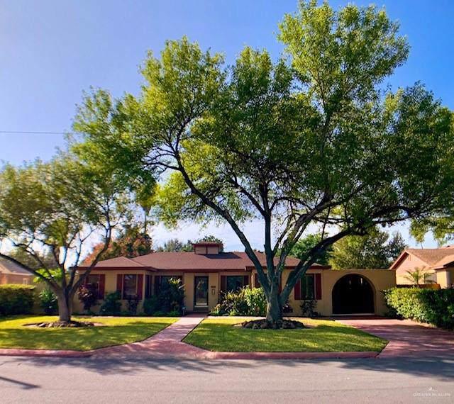 1209 Orange Street, Mcallen, TX 78501 (MLS #323875) :: The Ryan & Brian Real Estate Team
