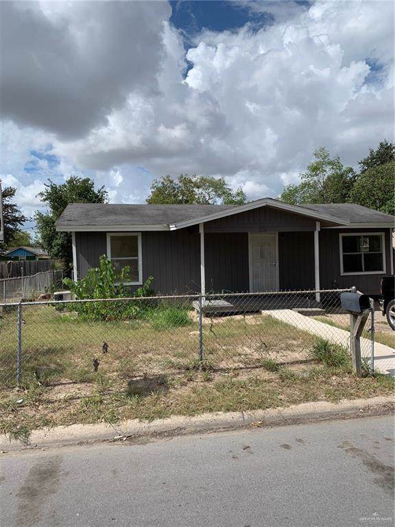 607 N Flag Street N, Pharr, TX 78577 (MLS #323907) :: The Ryan & Brian Real Estate Team