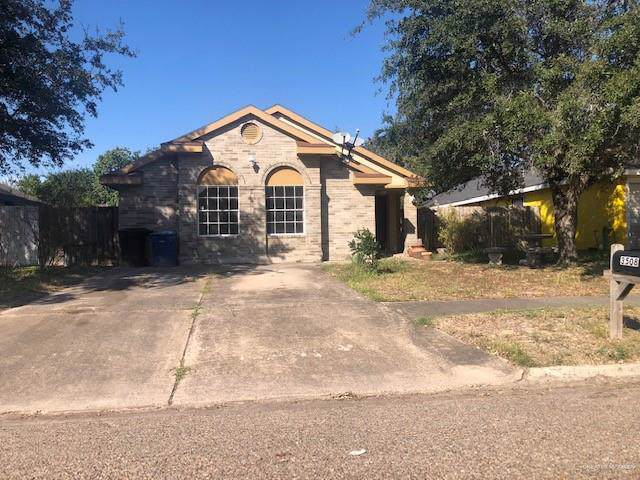 3508 La Vista Avenue, Mcallen, TX 78504 (MLS #324179) :: The Lucas Sanchez Real Estate Team