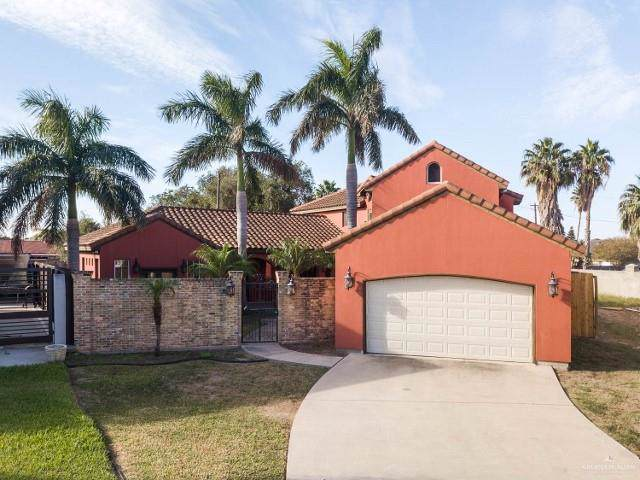 2402 E 21st Street, Mission, TX 78572 (MLS #324247) :: The Ryan & Brian Real Estate Team