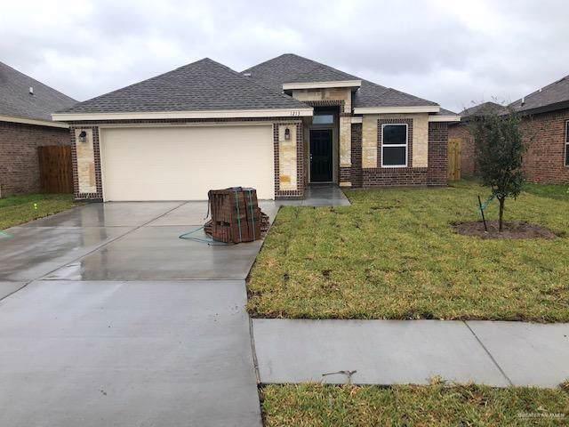 1213 Boulder Drive, Alamo, TX 78516 (MLS #324389) :: The Ryan & Brian Real Estate Team