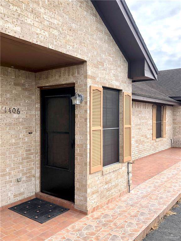 1406 Circle Drive, Mission, TX 78572 (MLS #324605) :: The Ryan & Brian Real Estate Team