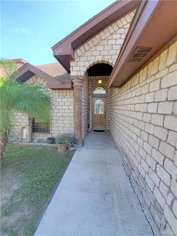 202 N Tecate Drive, Mission, TX 78572 (MLS #324617) :: The Ryan & Brian Real Estate Team