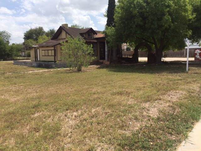 122 E Sam Houston Avenue, Pharr, TX 78577 (MLS #324639) :: The Ryan & Brian Real Estate Team