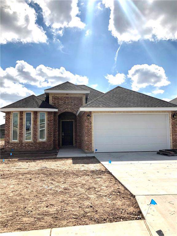 1115 Grandeur Drive, Alamo, TX 78516 (MLS #324659) :: The Maggie Harris Team