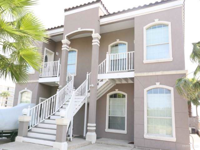 111 E Corral Street Corral Condos C, South Padre Island, TX 78597 (MLS #324665) :: The Maggie Harris Team